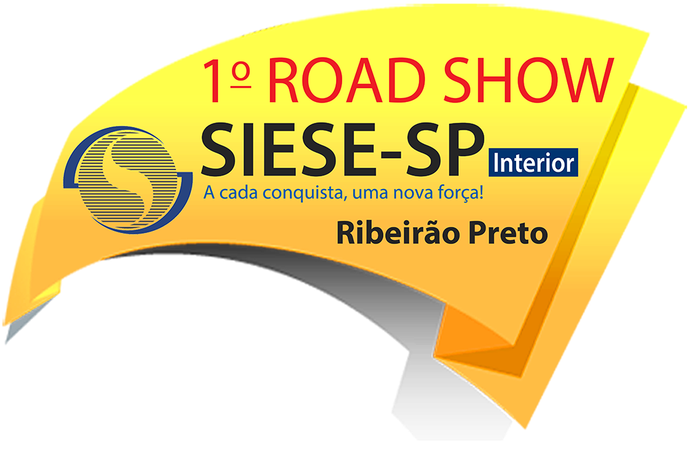 logo road show siese-sp