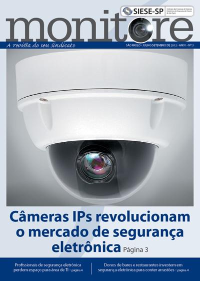 capa revista monitore - SIESE