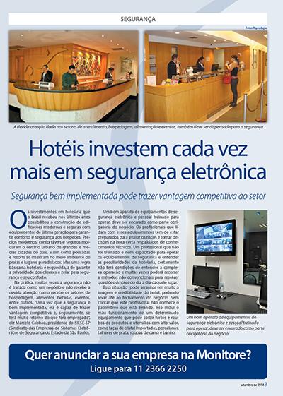 página interna revista monitore - SIESE