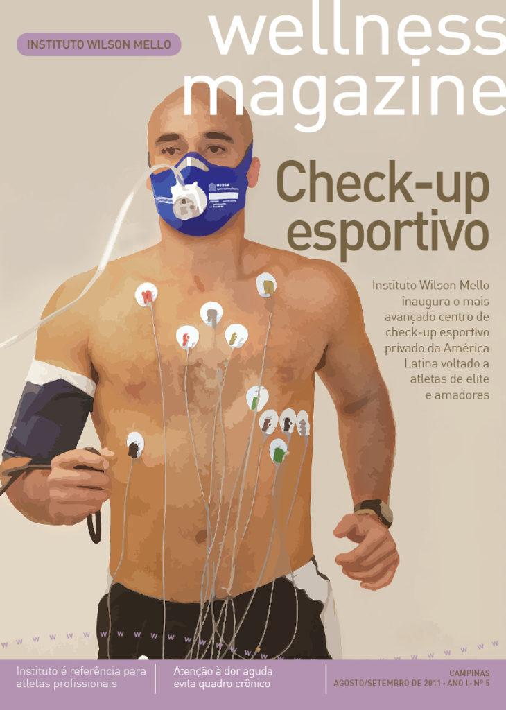 capa revista wellness - iwmello