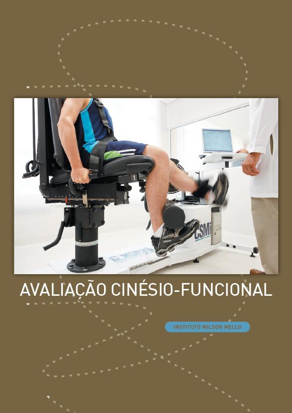 capa avaliação funcional IWMello